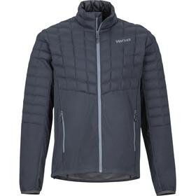 Marmot Featherless Hybrid Jacket Men dark steel